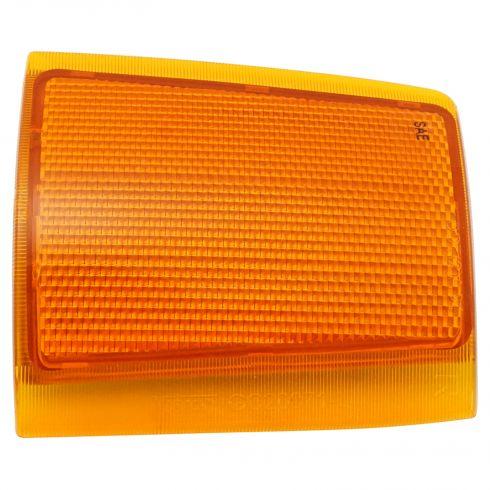 Suburban Pickup Front Side Marker Upper Reflector LH