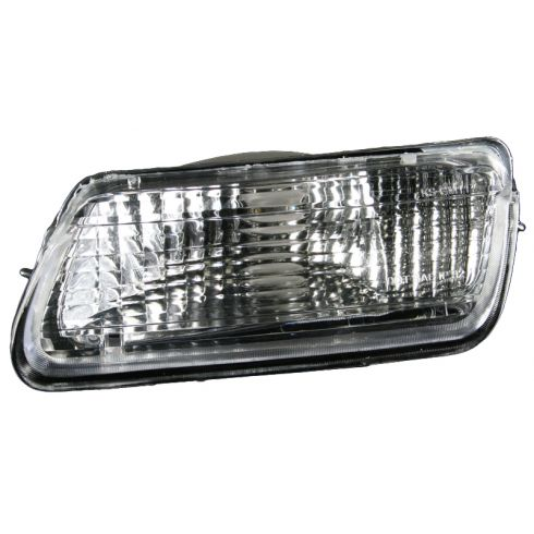 89-91 Grand Am Bumper mtd parking light LH