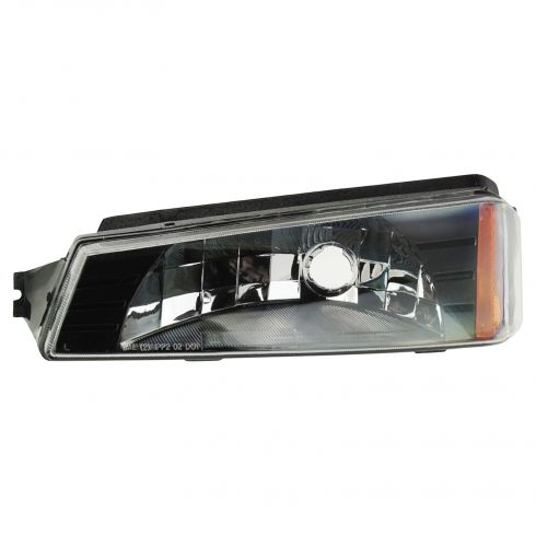 2002-06 Chevy Avalanche Parking Light LH w/ body cladding