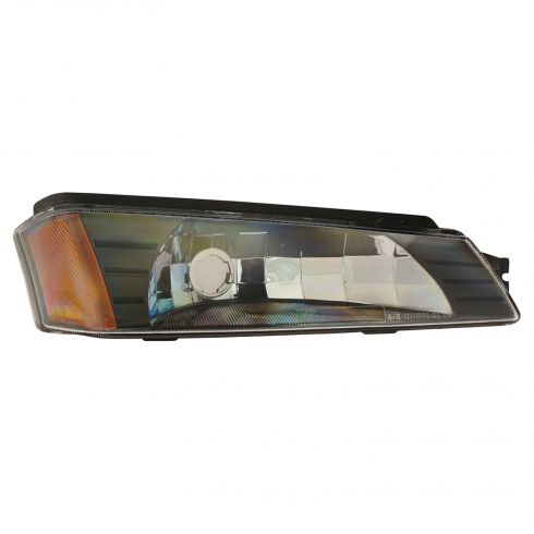 2002-06 Chevy Avalanche Parking Light RH w/ body cladding