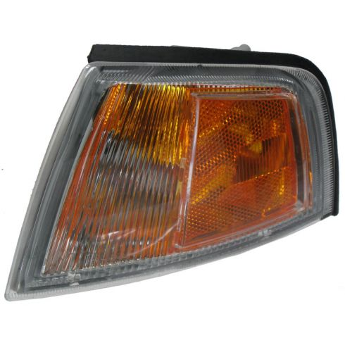 1997-02 Mitsubishi Mirage Coupe Parking Signal Light Front LH