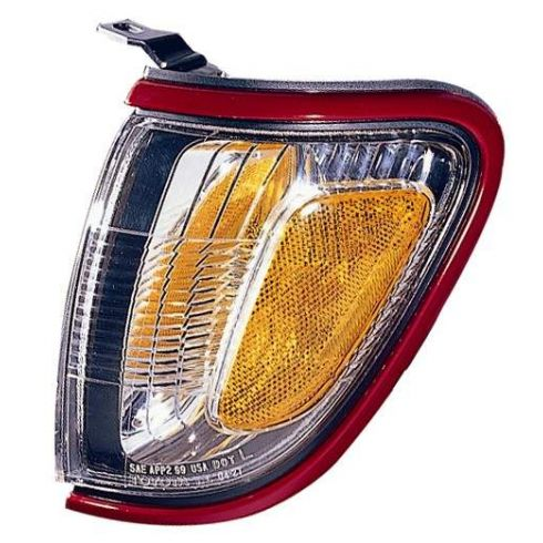2001-04 Tacoma Parking Turn Signal Light (RED PEARL 3P1) (Fender Mtd) LF
