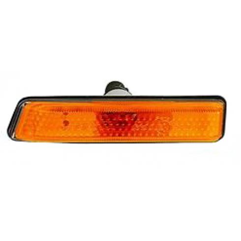1997-99 BMW 3 Series Cpe/Conv;  2000-06 X5 Amber Side Repeater Light LH
