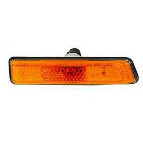 1997-99 BMW 3 Series Cpe/Conv; 2000-06 X5 Amber Side Repeater Light RH