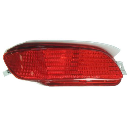 04-06 Lexus RX330; 07-09 RX350; 06-08 RX400H Rear Side Marker Light LR