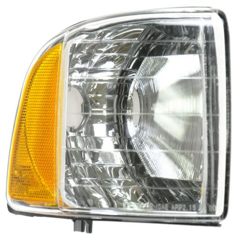 99-01 Dodge Ram 1500; 99-02 2500 3500 Sport Models Corner Parking Light RF
