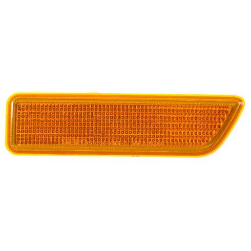 2002-03 Mitsubishi Lancer Front Bumper Yellow Reflector / Side Marker LF