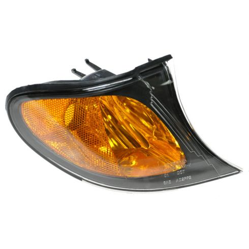 2002-05 BMW 3 Series Sedan & SW Corner Light w/Yellow Trim RF