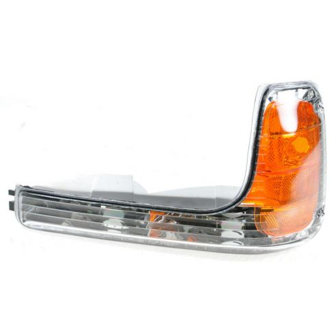 1999-00 Cadillac Escalade; 99 GMC Yukon w/Comp HL; 00 Yukon Denali Corner Parking Light LH