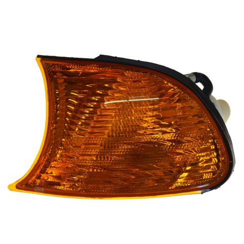 02-03 BMW 3 Series Cpe & Conv; 02-06 M3 Parking Turn Signal Light (fender mtd) w/Yellow Lens LF