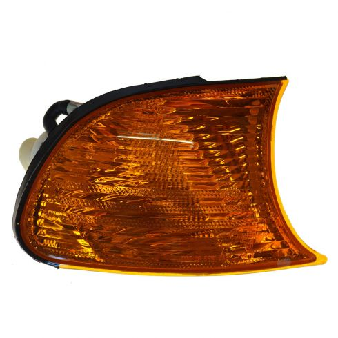 02-03 BMW 3 Series Cpe & Conv; 02-06 M3 Parking Turn Signal Light (fender mtd) w/Yellow Lens RF
