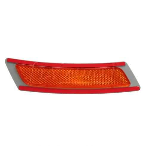 11-13 BMW 528i, 525i, 550i; 12-13 Activehybrid 5; 12-13 640i, 650i Side Marker Light (Yellow) LF