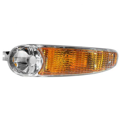 01 Sierra 1500; 02-06 Sierra Denali Classic; 01-06 Yukon, Yukon XL Parking Turn Signal Light LH