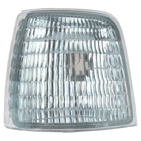 92-96 Ford Bronco, F150; 92-97 F250, F350 Headlight Mtd Side Marker Light LH (Ford)