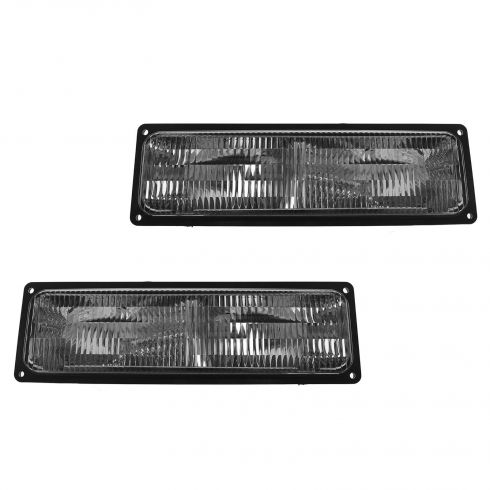 1994-01 Chevy Truck Park Light Pair