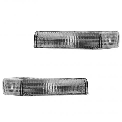1993-96 Jeep Grand Cherokee Parking Lamp Pair
