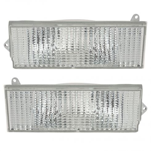 Wagoneer Cherokee Parking Lamp Pair