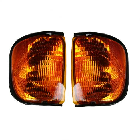 Ford Econoline Van Corner Parking Light Pair