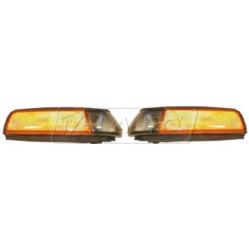 86-87 Accord Pkg Light Lens Pair