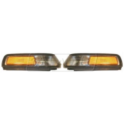 88-89 Accord Pkg Light Lens Pair