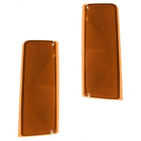 92-94 Chevy Blazer (with Sealed Beam Headlights) Marker Light Pair