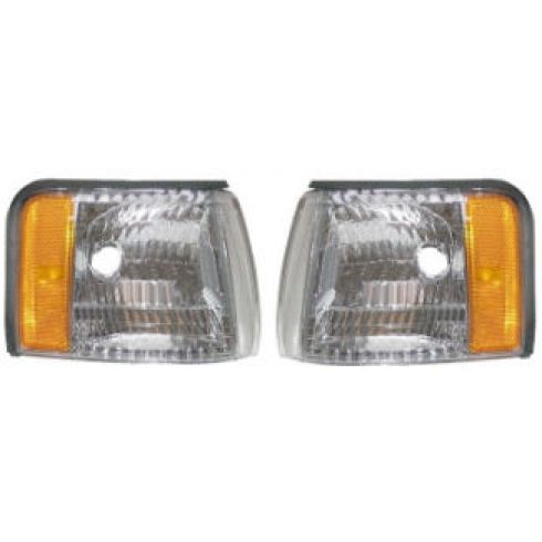 97-99 Deville Cnr Light Pair