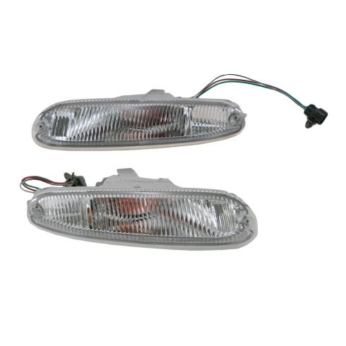 MX-5 Bumper Mounted Park Signal Lamp Pair