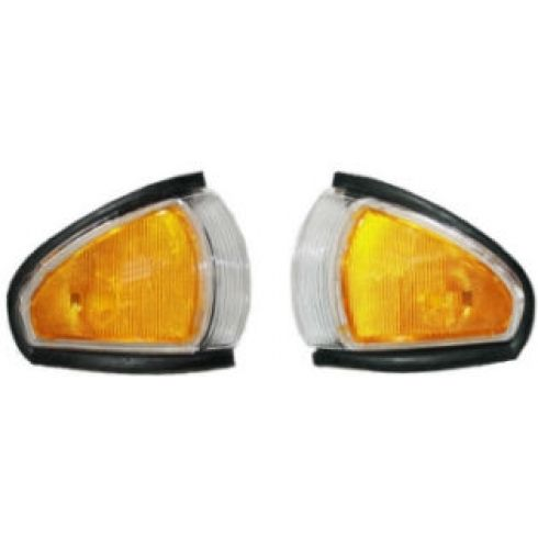1996-99 Pontiac Bonneville Corner Light Pair