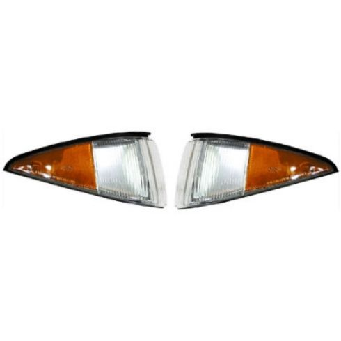Parking Side Marker Light LH