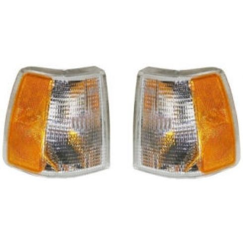 1993-94 Volvo 850 Corner light Pair (1 headlight bulb)
