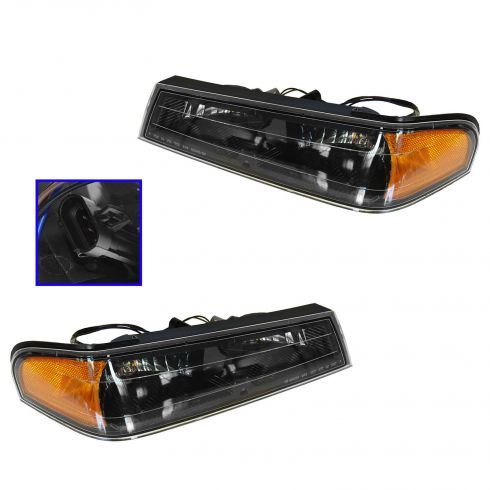 04-10 Chevy Colorado Turn Signal Light Pair