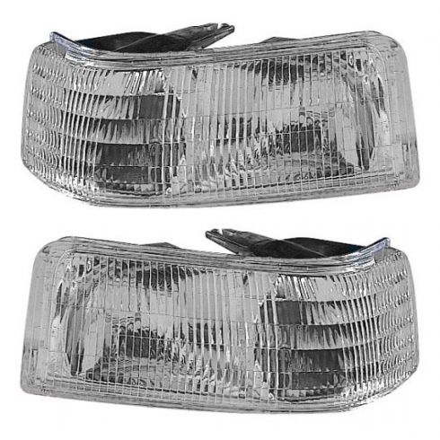 92-02 Cadillac Eldorado Corner Light Pair
