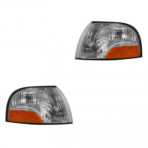 01-02 Nissan Quest Corner Light Pair