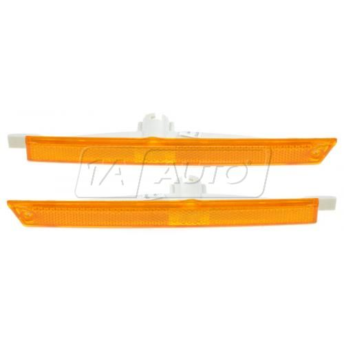 1997-03 Chevy Malibu Side Marker Light Pair