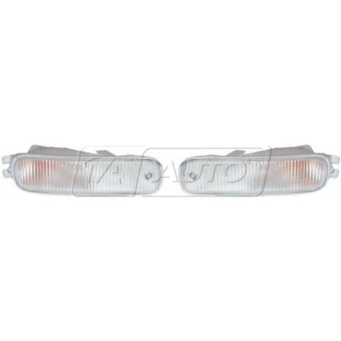 1993-97 Nissan Altima Parking Side Light Pair