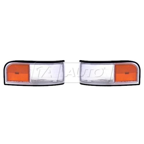 1990-97 Olds Cutlass Sedan Parking and Turn Signal light Pair