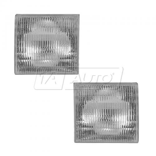 Parklamp Turn Signal Pair