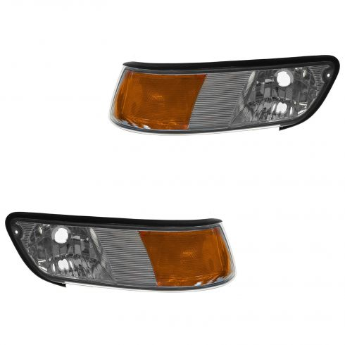 1999-02 Mercury Grand Marquis Turn Signal Light Pair