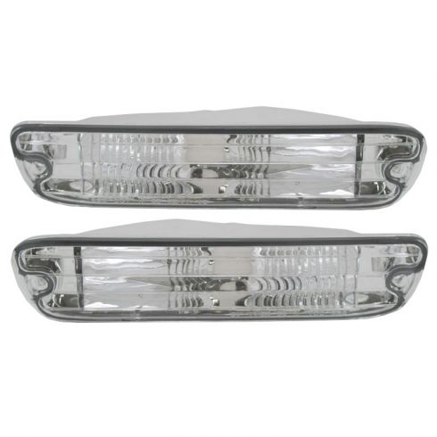 Park Light Bumper Mounted Front Pair