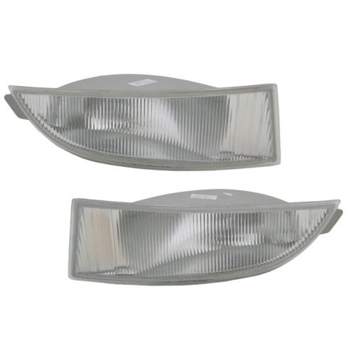 2004-07 Ford Freestar Cornering Light Bumper Mounted Pair
