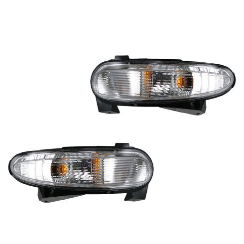 2005-09 Buick Lacrosse Allure Signal Light Pair