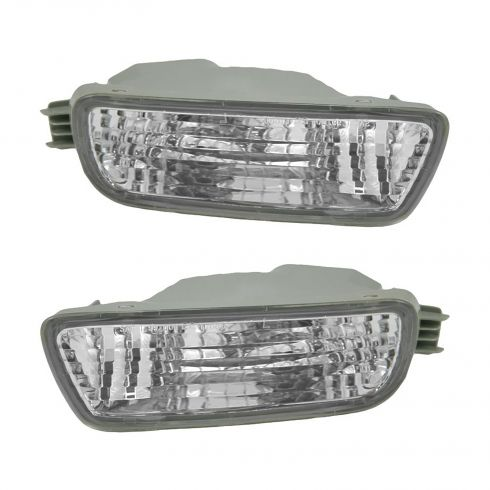 Signal Light Bumper Mounted Front Pair