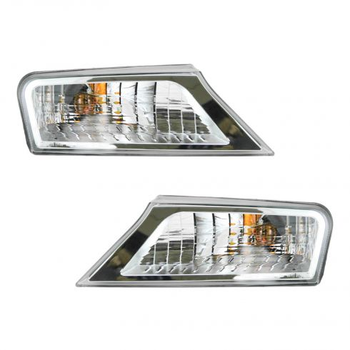 2008-09 Jeep Liberty Parking Lamp Pair