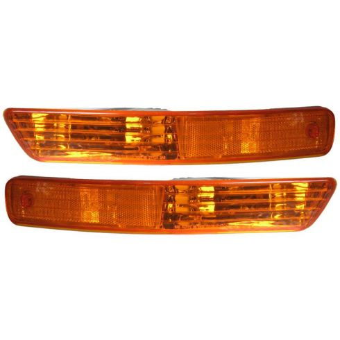 1998-01 Acura Integra Front Side Marker Light Assy PAIR