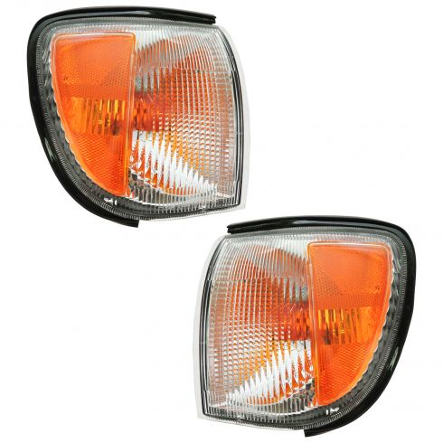 1998-04 Nissan Pathfinder Corner Parking Light PAIR