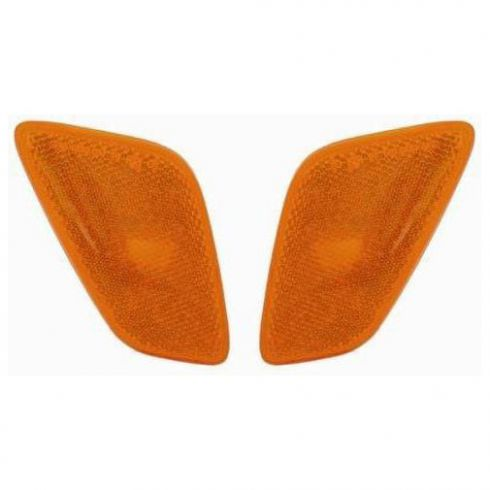 97-06 Jeep Wrangler Side Marker Light (Side of Fender) Set