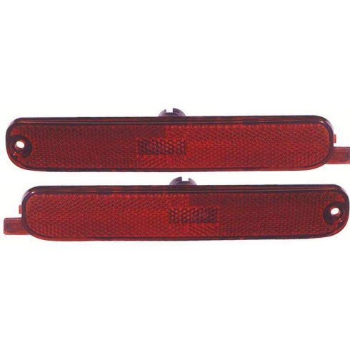 95-99 Monte Carlo; 95-01 Lumina Rear Side Marker Light PAIR