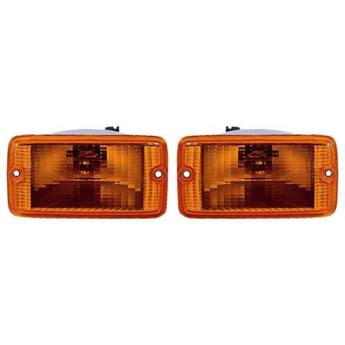 01-06 Jeep Wrangler Parking Light (Front of Fender) PAIR