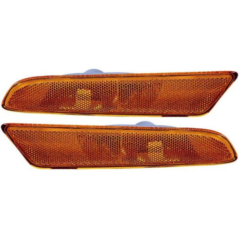 02-03 Lexus ES300; 04-06 ES330 Side Marker Light (Bumper Mtd) PAIR