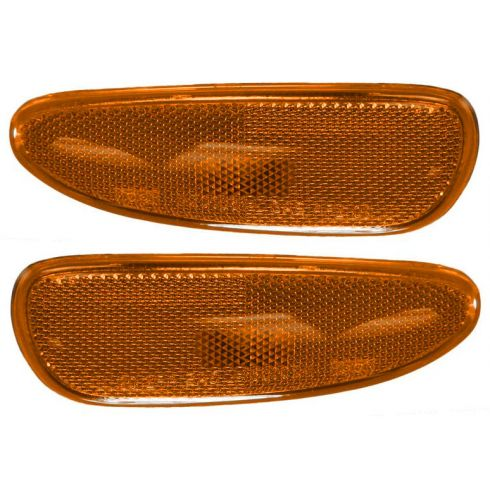 02-03 Mazda Protege 5 Side Marker Light (Bumper Mtd) PAIR
